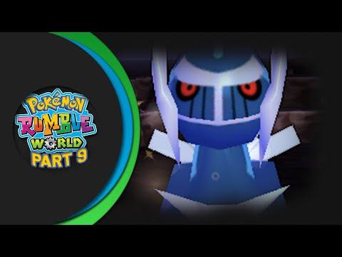 Pokémon Rumble World Walkthrough: Part 9 - The Controller of Time! [HD]