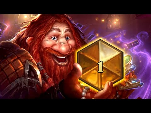 Hearthstone: How to get Rank 1 Legend!