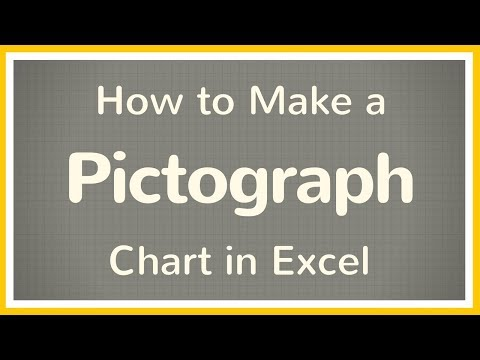 How to Insert a Picture in a Chart in Excel - Tutorial