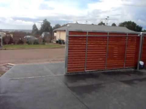 Lee Benson Fencing, Automatic Sliding Gate