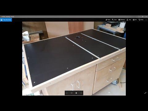 workbench top .