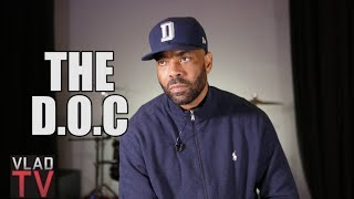 """The D.O.C. Speaks On """"No Vaseline"""" & His Friendship w/ Ice Cube"""