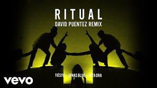 Tiësto, Jonas Blue, Rita Ora - Ritual (David Puentez Remix)