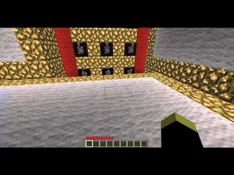 Minecraft beta 1.7.3 stuff with pistons episode 3: tick tack toe