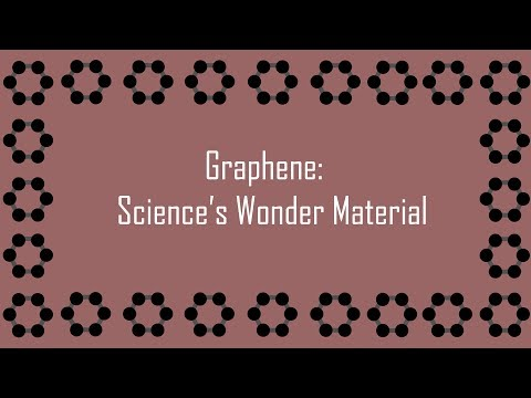 Graphene-Science's Wonder Material: A Short and Simple Look