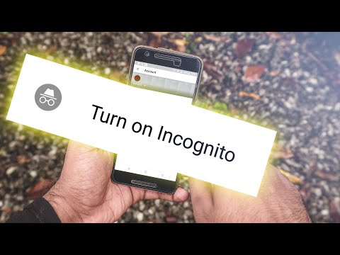 Turn On Incognito Mode on YouTube!