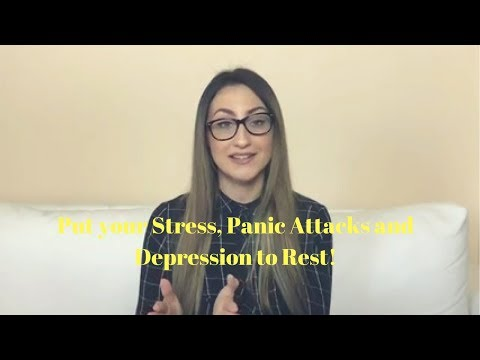 Overcoming Stress and Anxiety Naturally without Medicine