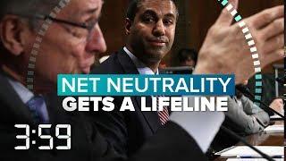Net Neutrality gets a lifeline (The 3:59, Ep. 404)