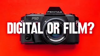 Why Digital Photographers SHOULD use Film