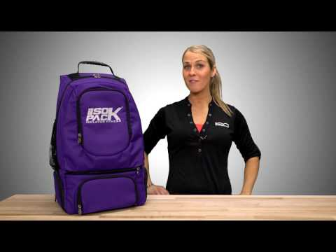 Isopack Meal prep Backpack by Isolator Fitness