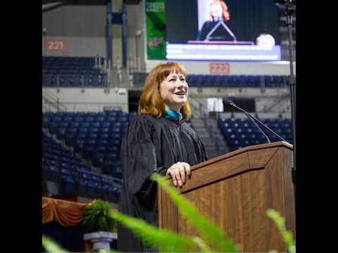 Ann Christiano - Commencement Speech