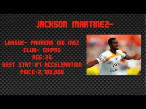 Fifa 12 | Career Mode | Top 5 Must Buy Players