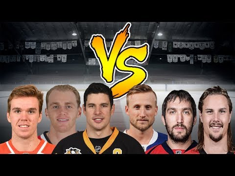 Left Handed NHL Players VS Right Handed NHL Players | NHL 18