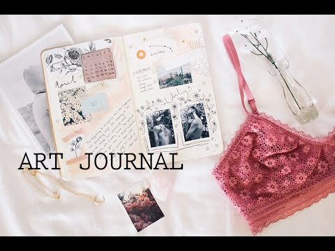 DIY Art Journal | #1