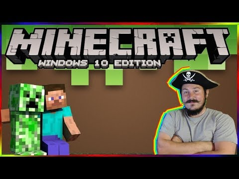 🔵Minecraft #7 | Join The Realm | Family Friendly | Windows 10 Edition | Live