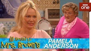 Pamela Anderson in Mrs Brown