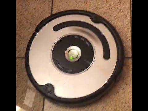 Rebuilding The iRobot Roomba 561
