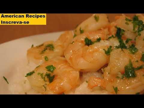 Recipe: Quick and Easy Shrimp Scampi