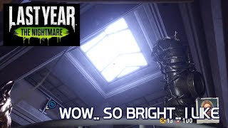 Download SO BRIGHT, BUT SCARED... / Last Year: The Nightmare Video