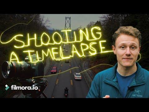 Tutorial: How to Shoot a Timelapse Video   The Travel Series – filmora.io