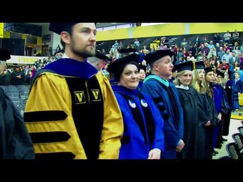 UMBC Winter 2017 Graduate Commencement Ceremony