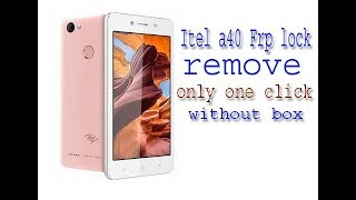 How to reset    and privacy unlock itel    it2160