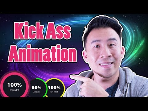 How to write Kickass Animated Circle Progress Bar (Ep 1)