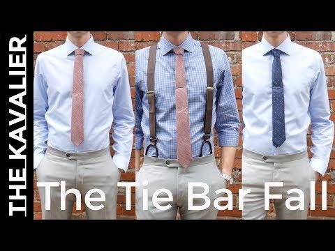 Lookbook: The Tie Bar Fall 2017 - Shirts, Ties, Tie Bar Review