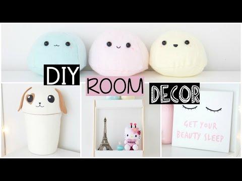 DIY Room Decor 2016 - EASY & INEXPENSIVE Ideas!