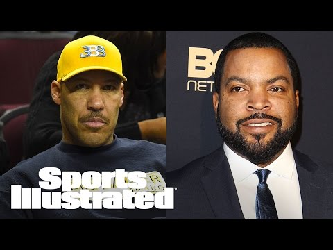 Ice Cube On LaVar Ball: 'I'd Be Doing The Same Thing' | SI NOW | Sports Illustrated