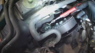 VW Golf 5 camshaft sensor change / camshaft position sensor