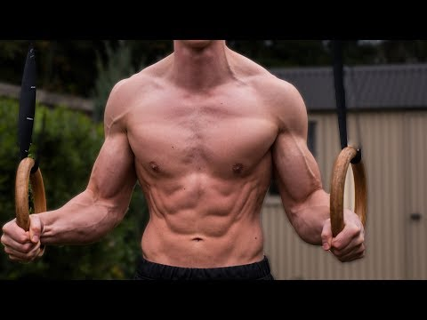 Build Muscle & Get Jacked for Summer (Rings Edition)