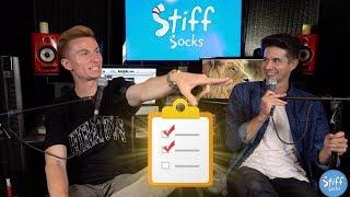 The Sex Check List | Stiff Socks Podcast Ep. 35