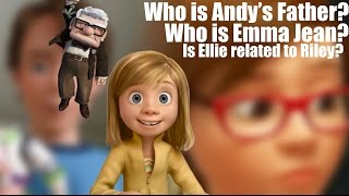 The Missing Pixar Connection SOLVED! (Emma Jean: Part 1) [Theory]