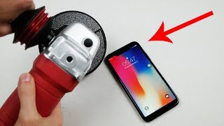 How To Remove Annoying iPhone X Notch (Cut Out)