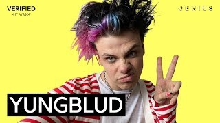 """YUNGBLUD """"Weird!"""" Official Lyrics & Meaning 