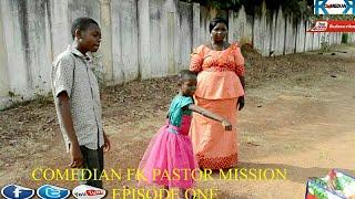 Pastor Mission Episode 1. fk Comedy