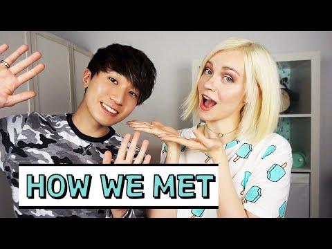 Introducing my Korean Boyfriend AMWF