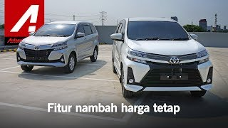 Download Toyota New Avanza 2019 & Veloz Baru First Impression Review by AutonetMagz Video