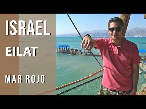 Turismo Israel, viaje a EILAT / Mar Rojo - Qué ver, ruta y guía de actividades