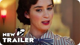Mary Poppins Returns Trailer 2 (2018)