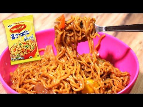 Chinese Maggi Noodles   5 Minutes Maggi   Veg Maggi Recipe   Noodles Recipe   Easy & Tasty Maggio