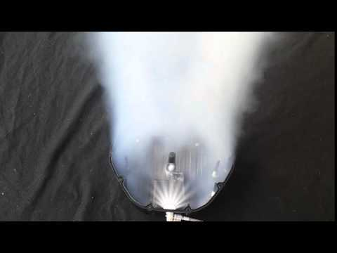 Dry Nitrous Fan spray nozzle stage 2