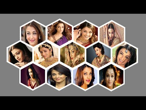How to create Honeycomb Photo Collage in Photoshop In Tamil )