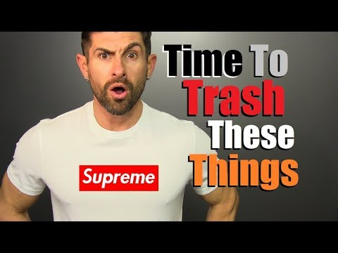 10 Items In Your Wardrobe You Need To TRASH!