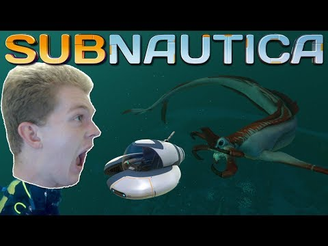 REAPERS ARE TERRIFYING! 😱 | Subnautica #2