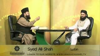 Pir Syed Irfan Shah Sahib vs Shia Scholars on TV