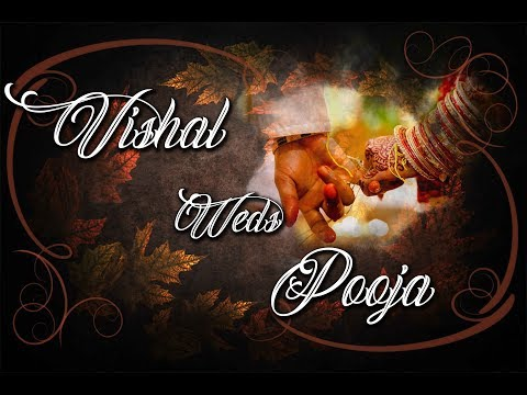 Designing Wedding Poster using Photoshop