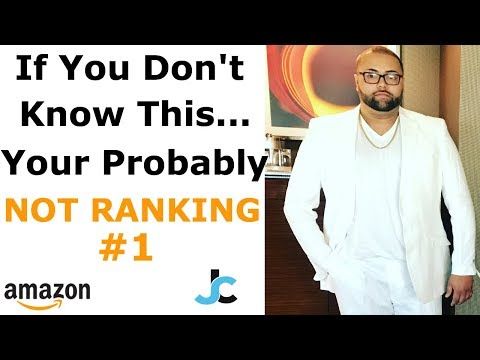 How To Get Your Amazon FBA Product To The First Page! - How To Rank Amazon Keywords In 2018