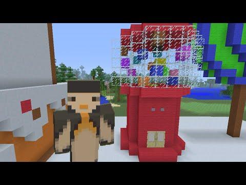 Minecraft Xbox: Gumball Machine [108]